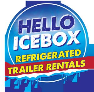 Hello Icebox – Refrigerated Trailer Rentals