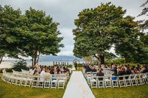 refrigerated trailer rentals for weddings in campbell river